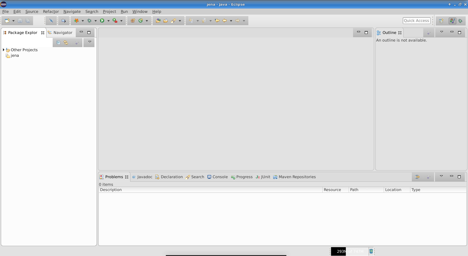 Apache Jena - Using Jena with Eclipse